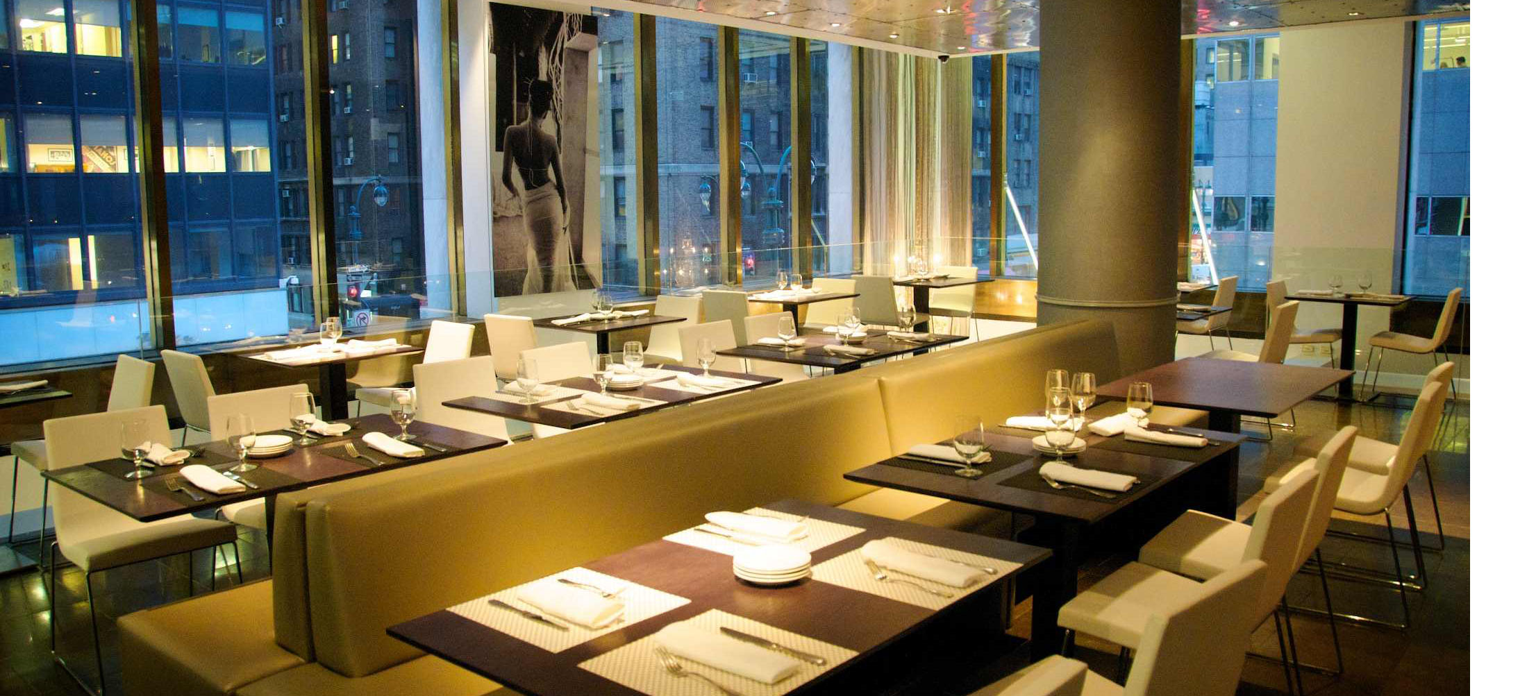 Show your fine dining establishment at its best -- link it to your premium DestinationNYC.net page